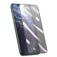 Пленка Baseus 0.25мм Full-screen для iPhone XR/11 Чёрная